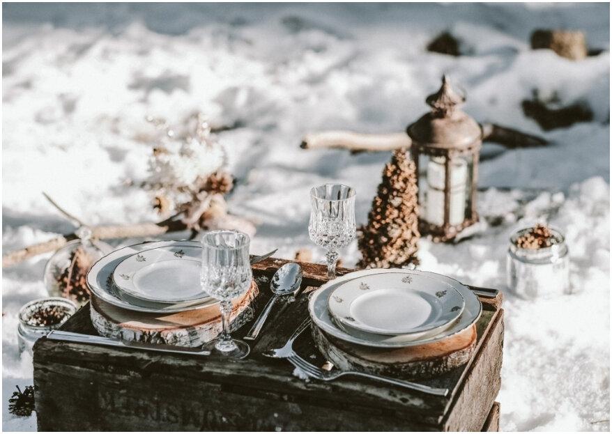 Décoration mariage hiver : comment décorer mon mariage lorsque je me marie en hiver ?