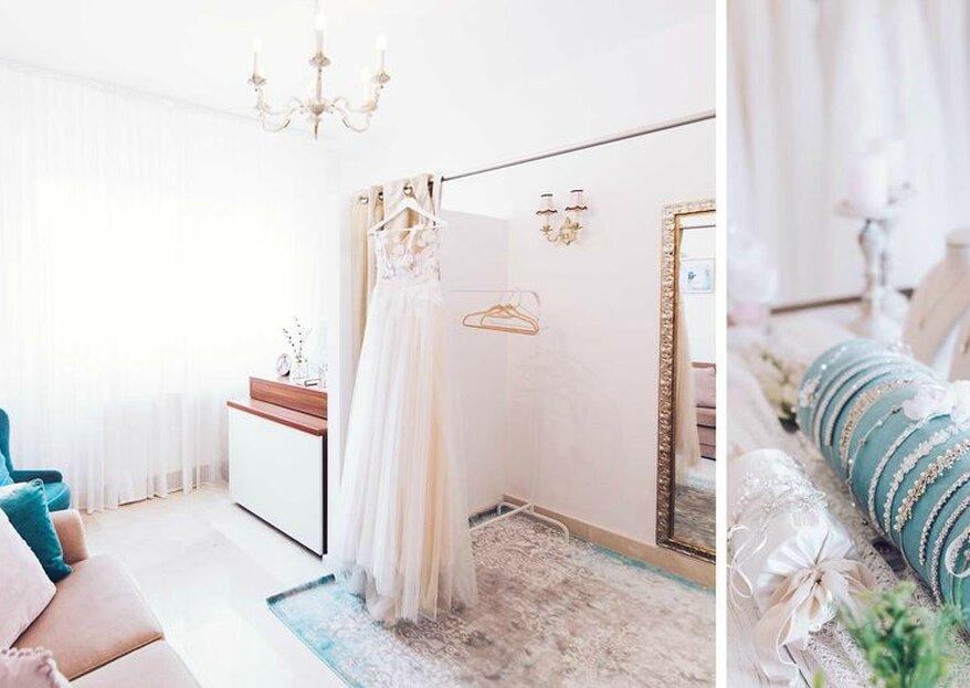 Oh lovely Brautmoden - Leidenschaft zu Brautkleidern
