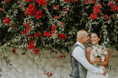 Yajaira y Daniel: un amor atípico y perfecto