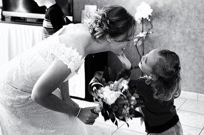 7 raisons de miser sur le photo-reportage de mariage