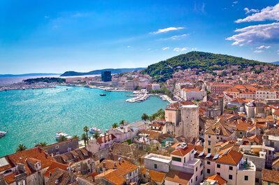 Experimente uma lua-de-mel na Croácia com sabor medieval e mediterrâneo