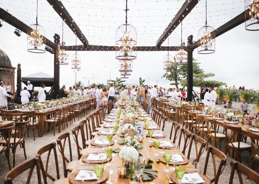 Tu boda de la mano de una experta en Cartagena, con EnamorEC