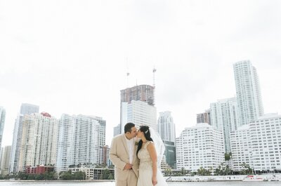¡13 hoteles en Miami para vivir una destination wedding inolvidable!