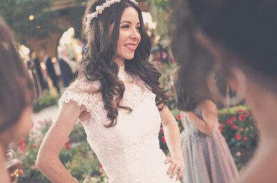 8 errores que todas las novias cometen al hacerse sus fotos de boda. ¡Y los consejos para solucionarlos!