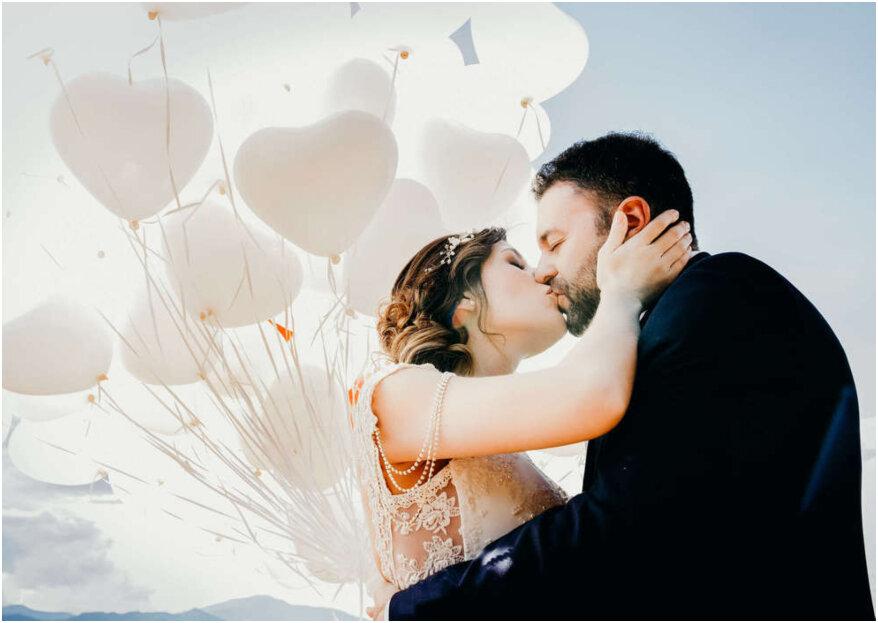 El presupuesto de boda de una pareja: qué incluye más allá del 'Sí quiero'