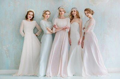 Цена вопроса: от чего зависит стоимость свадебного платья?