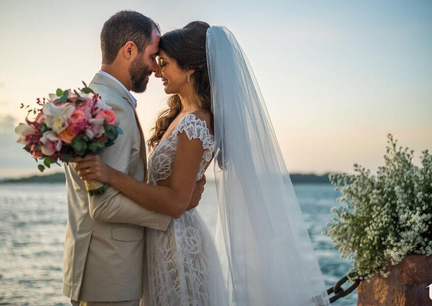 7 lugares diferentes para realizar seu casamento e sair do tradicional