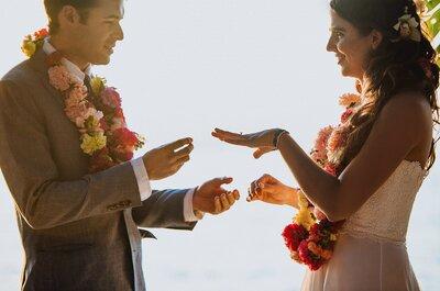 ¿El primer año de casados es el más difícil? ¡Consejos para que sea el mejor de sus vidas!