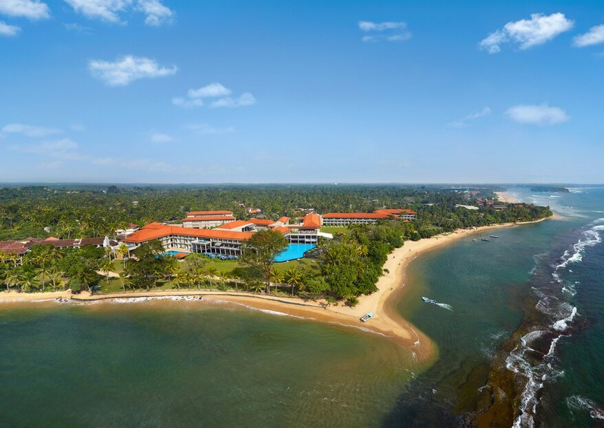 Just Imagine A Fully-paid For Wedding In Exotic Sri Lanka, For A Couple And 48 Guests!
