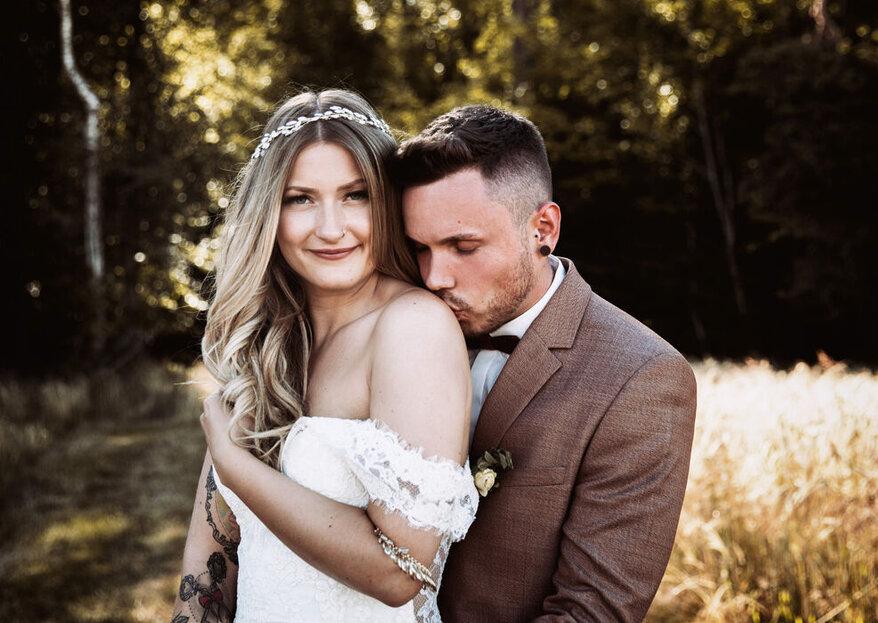 Herz-Kino hält Ihren schönsten Tag im Leben mit einem einzigartigen Hochzeitsvideo fest