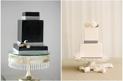 Let them eat cake! Cute and original wedding cakes