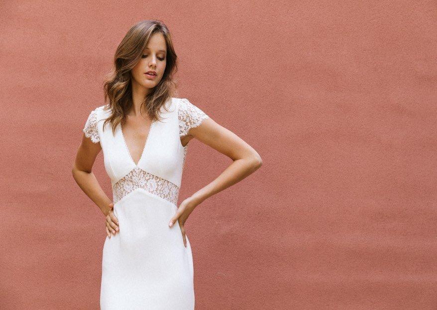 Anna Dautry vous dévoile sa sublime collection de robes de mariée 2021 !