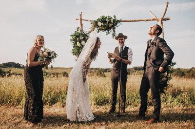 Tendencias en flores para boda 2017: Cuáles son las mejores para tu día B