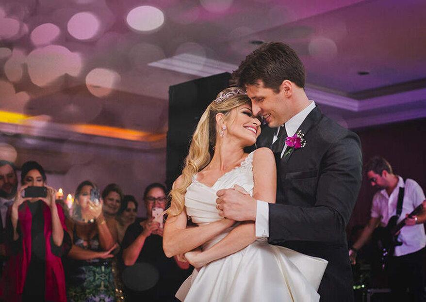 Feito Para Emocionar: Surpreenda os convidados com uma coreografia personalizada da primeira dança e torne o casamento ainda mais inesquecível