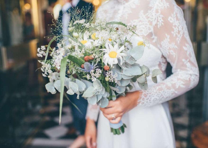Comment choisir mon bouquet de mariée en 5 étapes