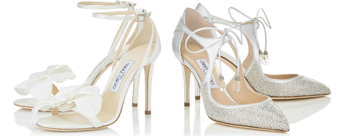 Glamour and Modernity With Jimmy Choo's 2019 Bridal Collection