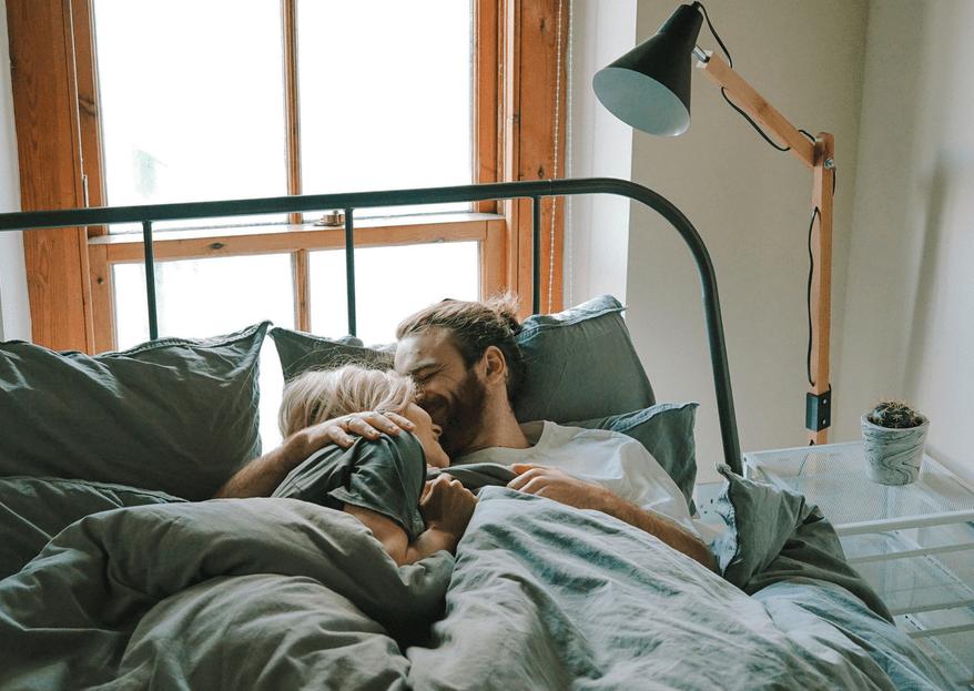 ¿Cómo cambia tu cuerpo cuando te mudas con tu novio?