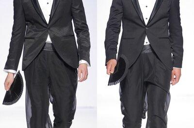 Свадебные костюмы для мужчин 2015 - самый модный жених