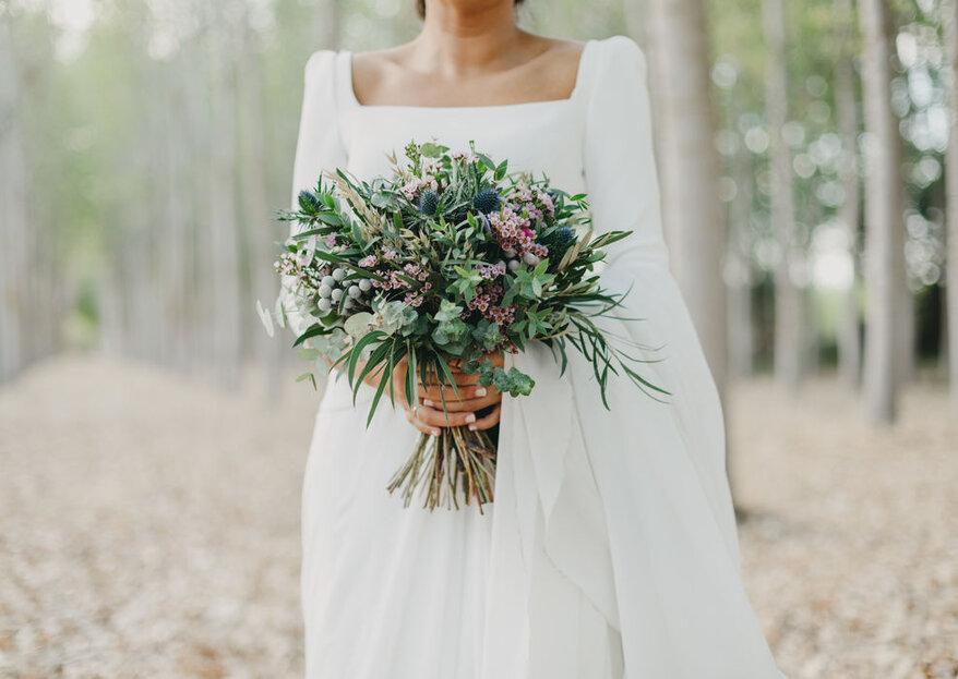 9 diseñadores (y tiendas) revelación para brillar en tu boda