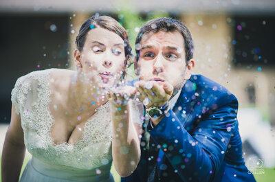 Cécile et François : un joli mariage romantique dans l'Oise
