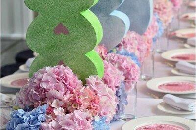 Альтернативы цветам для оформления свадьбы: 4 оригинальных идеи!