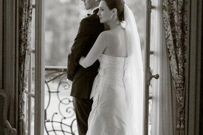 Brautkleid und Anzug: So passen Sie zusammen!