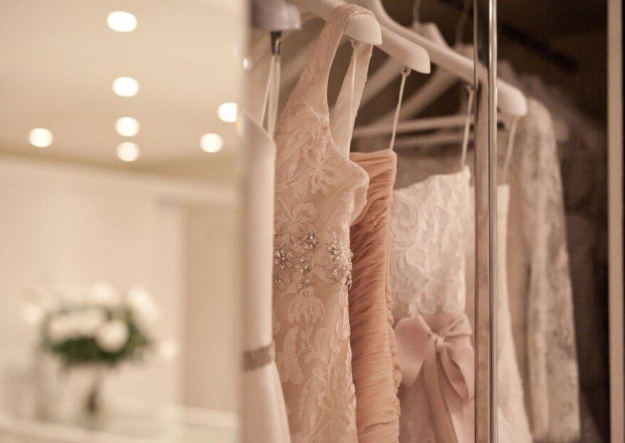 Abito da sposa sensuale ed elegante, per fare un figurone alle nozze