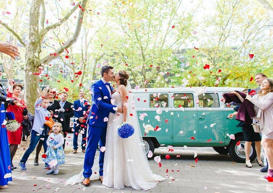 Die besten Hochzeitsfotografen und -videografen aus Nürnberg