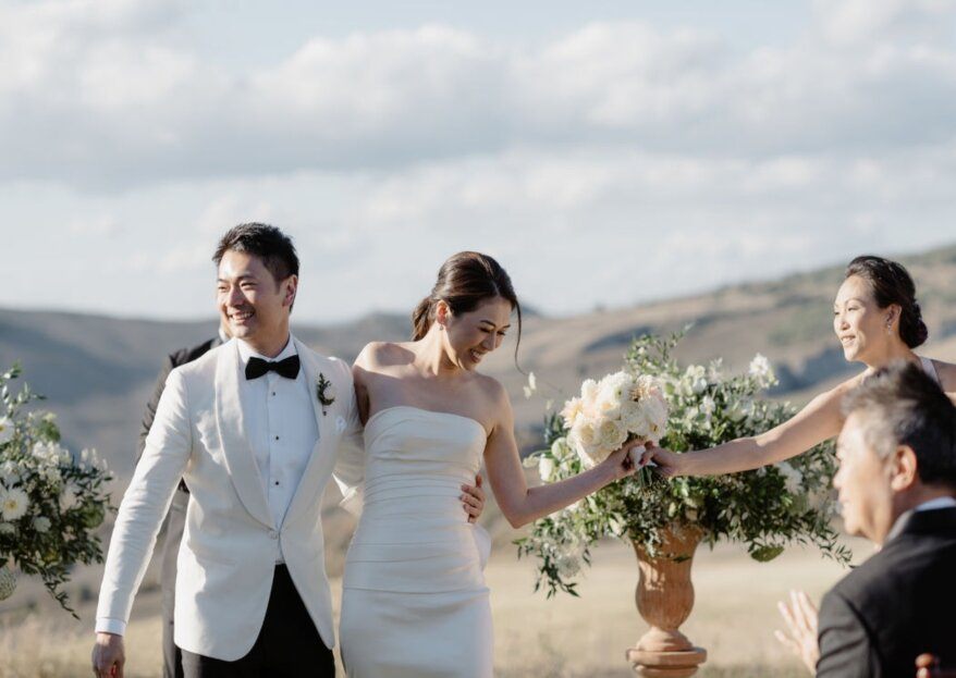 Tranquillità, empatia e creatività: la triade vincente dell'operato di Tuscan Wedding Events