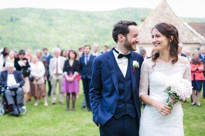 Les 6 conseils essentiels à garder en tête pour que l'organisation de votre mariage se passe sans encombre