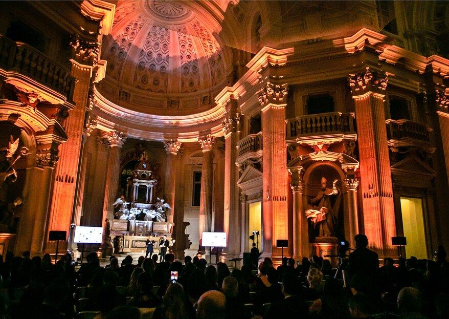 Finale degli Italian Wedding Awards 2019