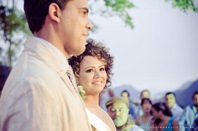 Confira hoje no GNT: Maria Gadú canta composição feita especialmente para os noivos