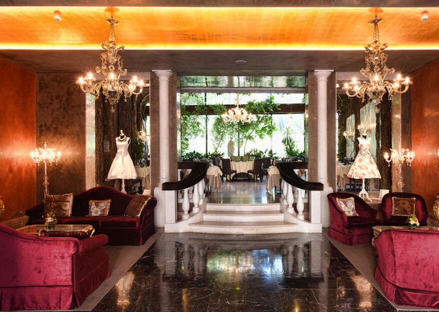 Traumhochzeit in Venedig: Feiern Sie im Hotel Papadopoli!