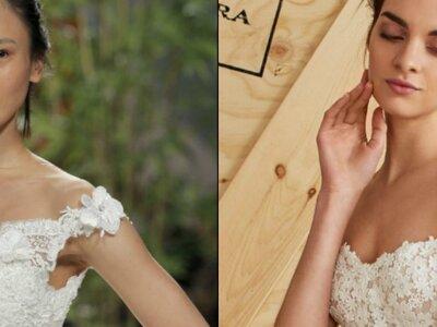 3 dettagli di tendenza per gli abiti da sposa del 2017!