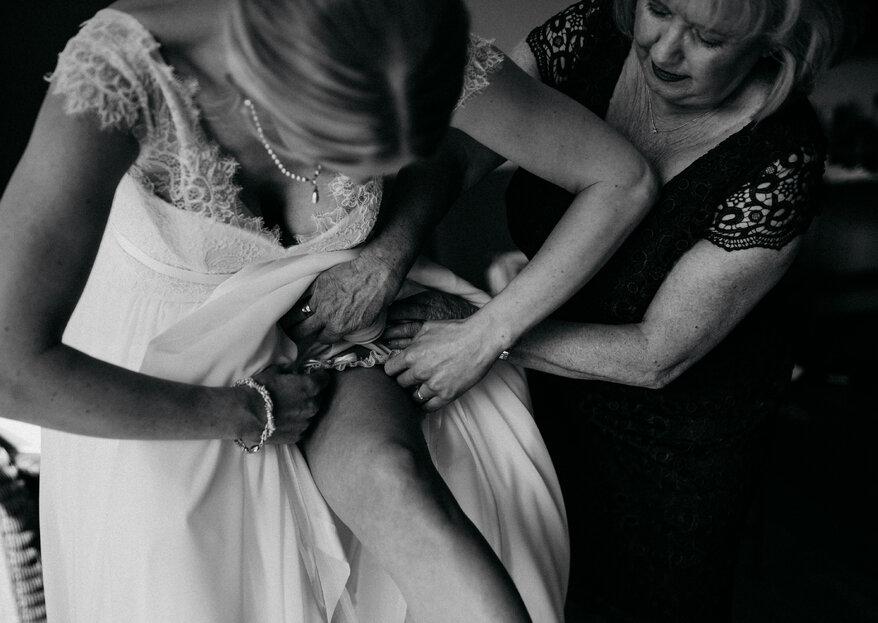 Das Getting Ready – wunderschöne fotografische Momente von Sven Hebbinghaus