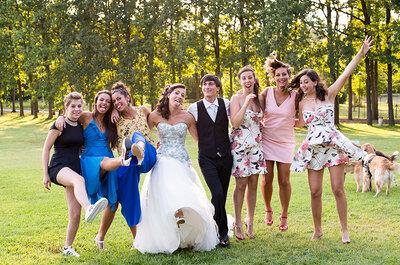 10 tips per provare le scarpe da sposa come una vera esperta