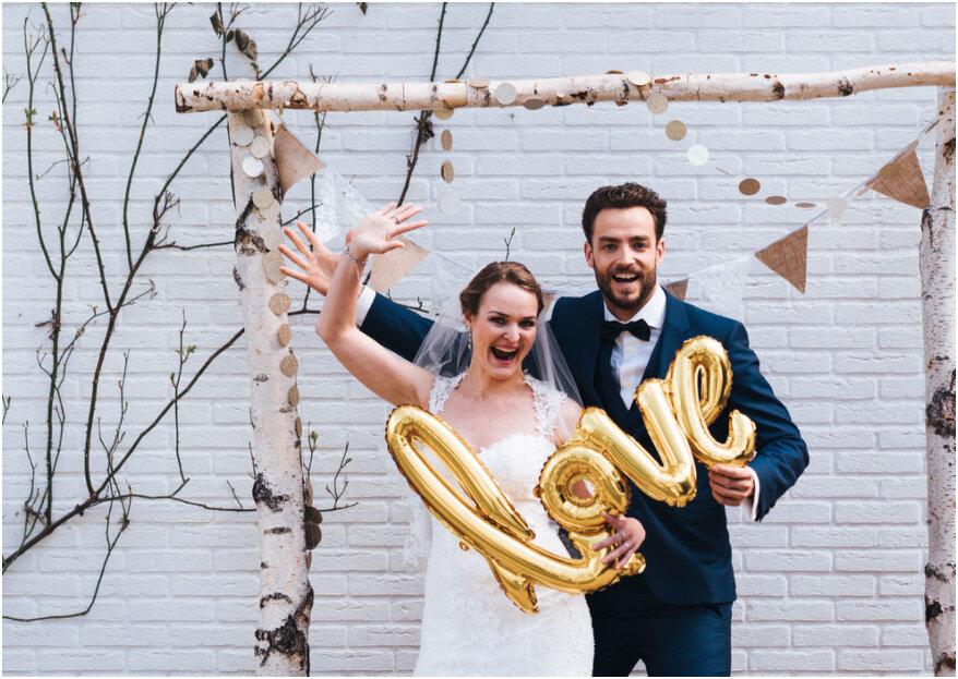Hoe verloopt een trouwdag? Een complete tijdsplanning van jouw bruiloft!