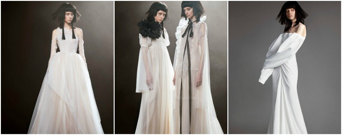 Vera Wang's 2018 Bridal Collection: Something Different Than The Rest