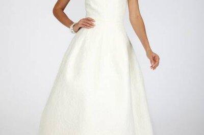 Brautkleider von Oscar de la Renta - Herbst/ Winter Kollektion 2013