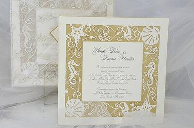 Art-papel: un insólito material para partes de matrimonio que todos quieren tener
