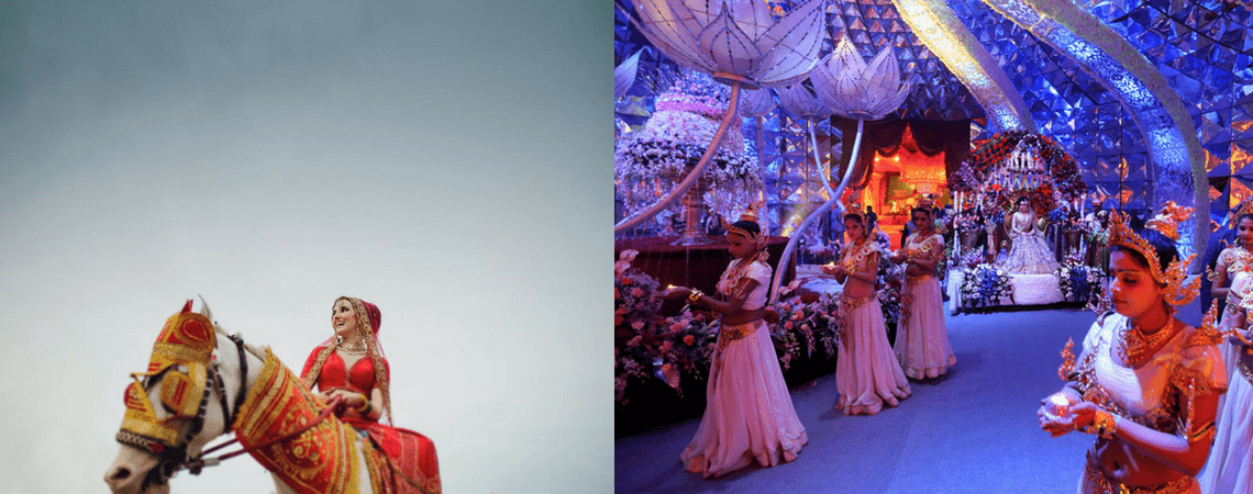 10 Unique Bridal Entries To Take Inspiration From!