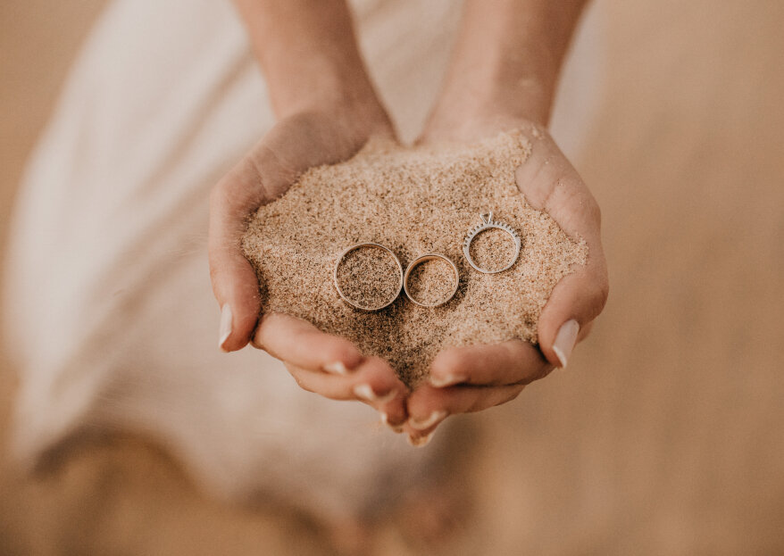 ¿Dónde ponerse el anillo de matrimonio? ¿En qué mano va?