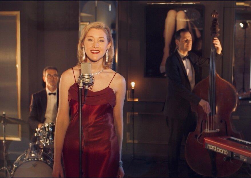 One Note Jazz : l'animation musicale qui rythmera votre vin d'honneur ET votre soirée dansante