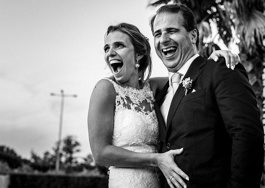 16 situações embaraçosas que vão acontecer no seu casamento...quer queira, quer não!