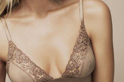 Lencería para novias: sensualidad en tu gran día