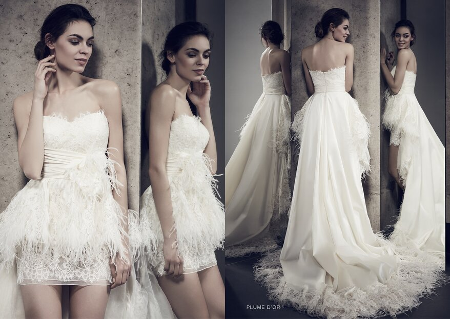 Priam Paris, l'adresse idéale pour trouver la robe de vos rêves
