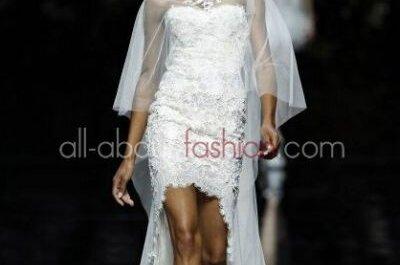 Brautkleider mit Schleppe – aus den Kollektionen 2013
