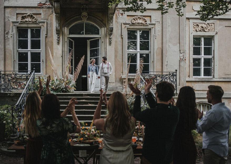 Heiraten in Zeiten von Corona - 17 wichtige Tipps