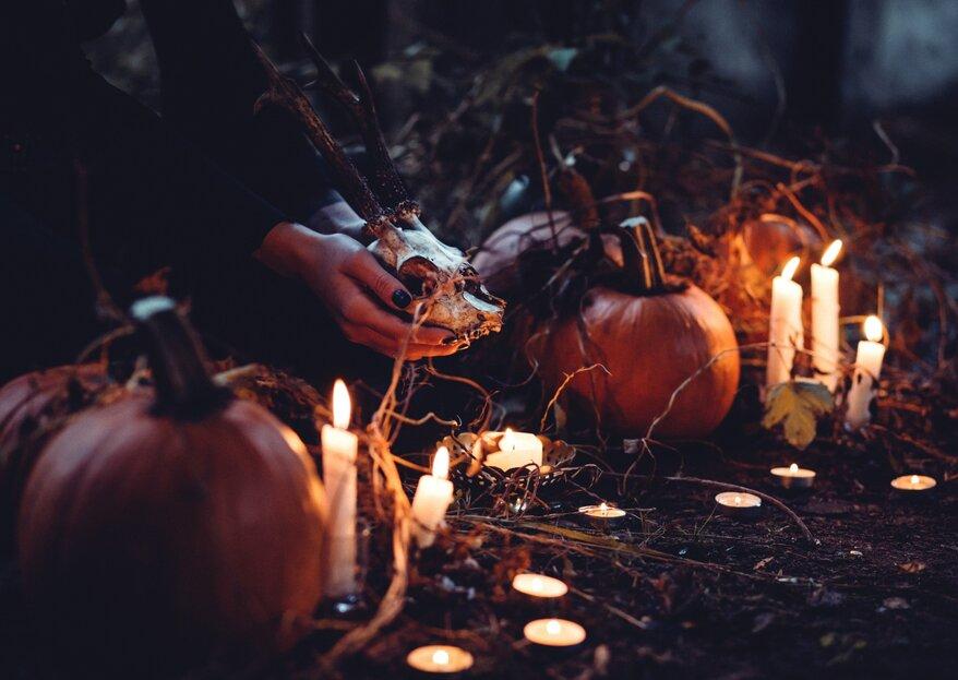 Ideen für eine Halloween-Hochzeit: Eine Feier, an die man sich erinnern wird