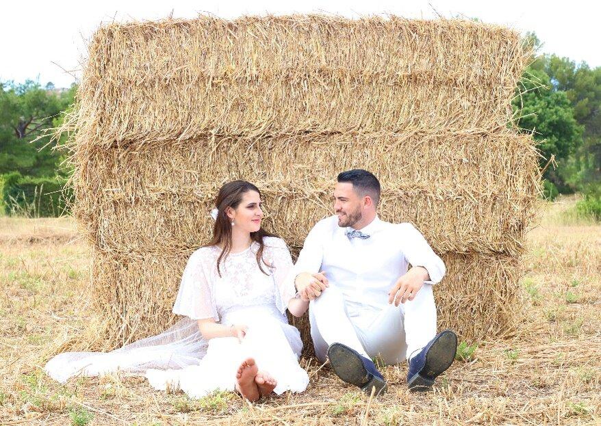 Vous rêvez d'un mariage à votre image en Provence ? Faites confiance à Rachel Sword !